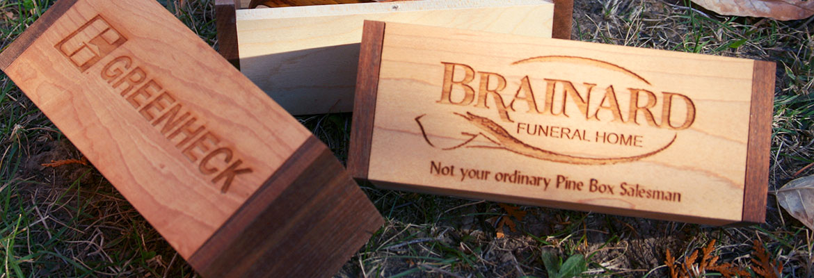 custom wood boxes in Merrill WI